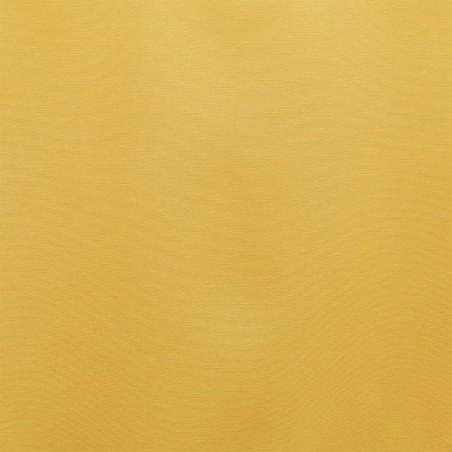 Sitzkissen Fanni in gelb uni mit Füllung Stoffmuster