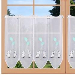 Kinder-Scheibenhänger Kleiner Elefant am Fenster