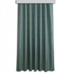 Dekoschal Texas mit Unireihband grün Einzeldarstellung