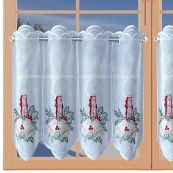 Scheibenhänger Weihnachtslicht am Fenster