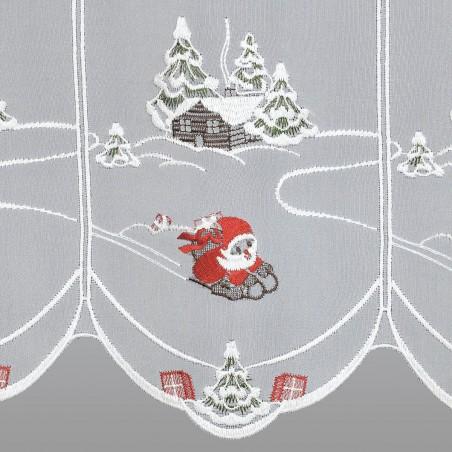 Scheibenhänger Winter-Wichtel Detailansicht
