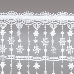 Wintergardine Schneesternchen Detailansicht